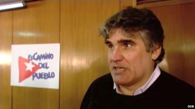 Rinden homenaje en España a Oswaldo Payá y Harold Cepero