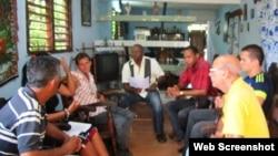 Talleres de Capacitacion del CEEDPA en Santiago de Cuba