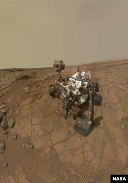 Marte pudo tener un ciclo de nitrógeno durante su evolución.