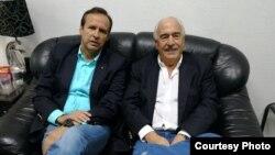 Expresidentes de Colombia, Andrés Pastrana, y Bolivia, Jorge Quiroga detenidos en La Habana