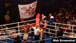 Cuba derrotó a Turquía en la VI Serie Mundial de boxeo.