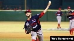 El zurdo Dany Rodríguez lanzará contra Cuba en la Serie del Caribe.