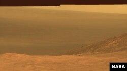 La presencia de compuestos orgánicos en el planeta rojo refleja que hubo un posible escenario habitable en el pasado.