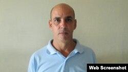 Raúl Velázquez, director nacional del Instituto Cubano por la Libertad de Expresión (ICLEP).