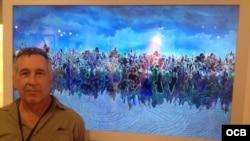 "Claudio Castillo. ""Florida"", en Art Basel Miami 2015"