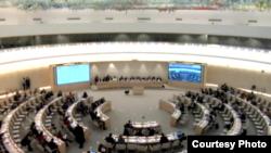 Consejo de los DDHH de las Naciones Unidas en Ginebra