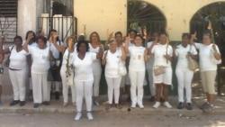 Detienen a Damas de Blanco en La Habana
