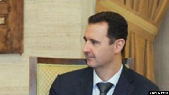 El presidente sirio Bashar Al Asad.Archivo