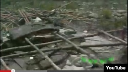 Accidentes por derrumbes en Cuba