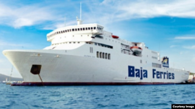 Baja Ferries.