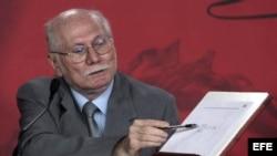 Jorge Giordani fue ministro de Planificación y Finanzas.