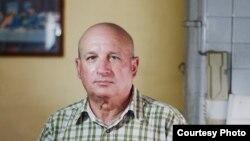 El ex prisionero, Félix Navarro. Foto cortesía de Claudio Fuentes.