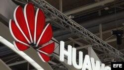 Huawei, empresa china.