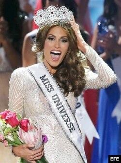 Miss Universo 2013, Gabriela Isler.