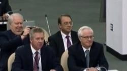 Logran acuerdo sobre eliminación de armas químicas de Siria