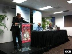 Panel sobre la novela policial cubana y recientes obras de novela negra