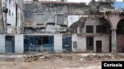 Calle Monte la Habana