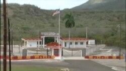 Balsero del Faro en Base de Guantánamo decide regresar a Cuba