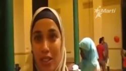 Musulmanas, cubanas. Mira por qué se ponen una burka