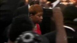 Emotivo funeral de Michael Brown, el chico asesinado en Ferguson