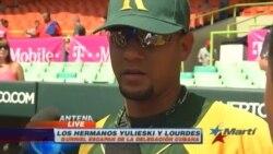 Hermanos Gourriel escapan de delegación cubana de Serie del Caribe