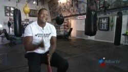 """Boxeador cubano King Kong Ortiz: """"La pelea más dura es el entrenamiento"""""""