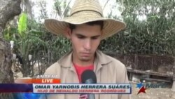 Campesino cubano quería alimentar a su familia y terminó preso