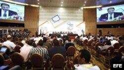 Libia elecciones