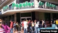 Banco de Ahorro Popular, La Habana, Cuba