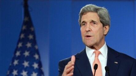 El secretario de Estado de Estados Unidos, John Kerry. Foto de archivo.