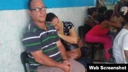 Familia del Pastor Ramón Rigal, residente en Guantánamo.