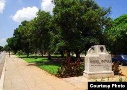 Parque Coyula, en el municipio habanero de Playa, habilitado para conexión Wi-Fi.