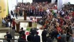 Senado brasileño decide futuro político de Rousseff