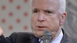 Senador estadounidense busca plan para derrocar a Al Assad