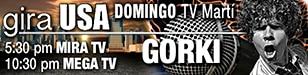 Promo banner - 308 x 74 - Gira USA, Gorki Aguila