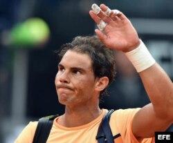 Rafael Nadal se retira del French Open.