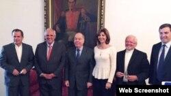 El Secretario General y la Comisión de Cancilleres de UNASUR visitan Venezuela.