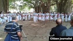 Reporta Cuba Damas Enero 4 foto Angel Moya.