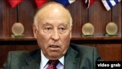 Enrique García, presidente de la Corporación Andina de Fomento-Banco de Desarrollo para América Latina.