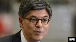 El secretario de Tesoro de Estados Unidos, Jacob Lew.