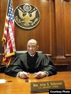 Alvin Hellerstein, juez de New York.