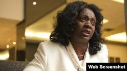 Régimen impide a Berta Soler salir de Cuba