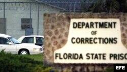 Prisión Estatal de Florida en Starke, donde fue ejecutado Juan Carlos Chávez.