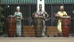 Las cubanas que se atrevieron a tocar tambores Batá