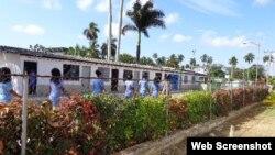 Cárcel del Guatao Foto de Cuba debate