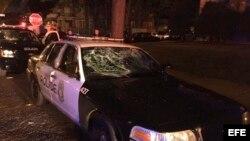 Violencia en Milwaukee después de que un hombre que huía de agentes fuese abatido a tiros.