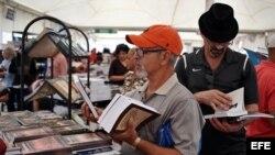 XXVII Feria Internacional del Libro de La Habana.