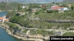 Bahía de Santiago de Cuba. Un sismo de mayor magnitud podría ocurrir en ese territorio oriental.