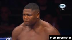Luis Ortiz, boxeador cubano.