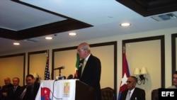 Orlando Gutierrez, del Directorio Democrático Cubano.